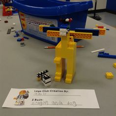 LEGO Club April 29