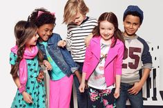 It's never too early to shop - for fall! Prep your kids' back-to-school wardrobes with classic stripes, bold colors, funky prints and more from The Children's Place.