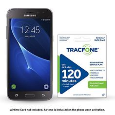TracFone Samsung Galaxy J1 Luna 4G LTE Prepaid Smartphone with Free 30 Airtime Bundle -- Find out more about the great product at the image link.