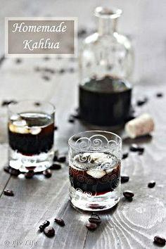 diy homemade kahlua more homemade kahlua diy food homemade kaluha ...