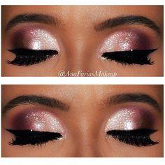 Rosinha que eu amo❤️ ☺️ #anafariasmakeup #makeupartist #makeuplover #maquiagembrasil #maquilladoraprofesional #makeupglam #universodamaquiagem_oficia #pausasparafeminices | SnapWidget