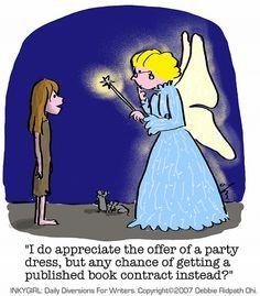 If Cinderella Was A Writer