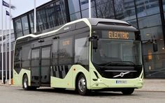 If you are going to Sweden, you can have drive between Lindholmen and Chalmers/Johanneberg in Gothenburg on rout 55 in Volvo Electric Bus.