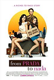 Director: Angel Gracia Writers: Fina Torres, Luis Alfaro Genres: Comedy, Drama, Romance Release Date: 28 January 2011 Country: Mexico, USA Language: English, Spanish Runtime: 1h 47min IMBD Ratings: 5.5/10 Actors & Actresses: Camilla Belle, Alexa PenaVega, Kuno Becker   From Prada to Nada Full Movie Streaming Link Tags: From Prada to Nada Watch Online,
