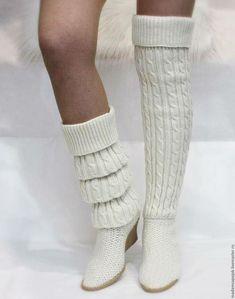 Crochet Boot Socks, Crochet Boots Pattern, Crochet Slipper Boots, Shoe Pattern, Crochet Shoes, Crochet Slippers, Knitting Socks, Crochet Clothes, Crochet Waffle Stitch