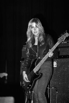 Musician Michael Steele Of The Bangles Attends The Chuck