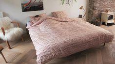 Dutch Design | Snurk #Bedden #Pink #color #kokwooncenter #201608
