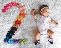 """113 curtidas, 15 comentários - Por: Eliza Evangelista (@babymclarabordignon) no Instagram: """"E hoje a nossa princesa completa seus 2 meses de vida! O tempo está voando, e cada dia nos…"""""""