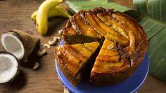 Reza Mahammad Mozambique Banana Cake ... on Food Network UK.