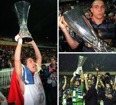 Coppa UEFA 1997-98 - Parigi, 6 maggio 1998  www.bauscia.it