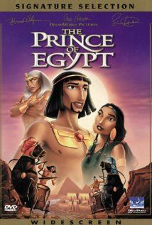 Great movie for teaching the moses bible story. The Prince of Egypt (1998)