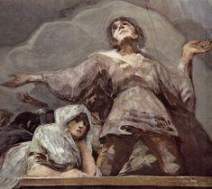 Goya fresco