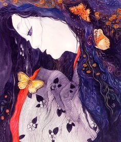 Helen Nelson-Reed ~ Visionary Watercolor painter