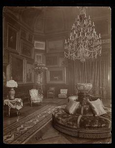 The Ballroom of the Four Hundred, Mrs. Astor's 34th Street House.