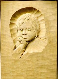 portret L - Mieczysław Wojtkowski (mieto) - praca na VariArt.org