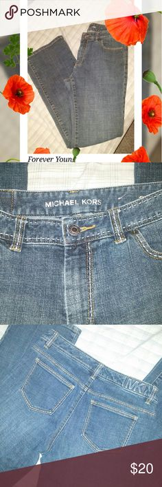 """Clear Out!🆕💋Michael Kors boot cut jeans Michael kors jeans! Size 4/31 29.5""""inseam! New without tags,  lowest price on these Michael Kors Jeans Boot Cut"""