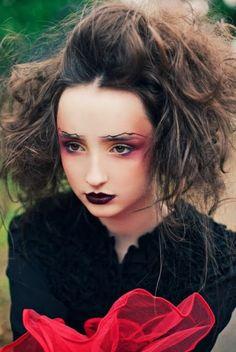 Burnt Marshmallows Taste Good: Halloween Hair
