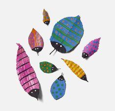 Løvbiller - Lekolar Norge