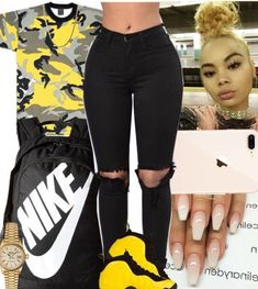 Outfits With Vans – Lady Dress Designs Nike Outfits, Swag Outfits For Girls, Cute Outfits For School, Teenage Girl Outfits, Cute Swag Outfits, Chill Outfits, Teenager Outfits, Teen Fashion Outfits, Look Fashion