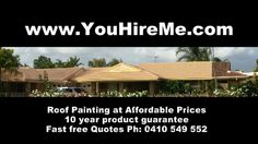Pin By Pro Roof Restoration Brisbane On Your Pinterest Likes Roof Restoration Brisbane To Sunshine Coast Roof Paint