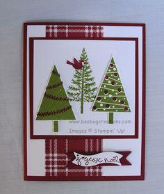 Festival of Trees Joyeux Noel | BeeBug Creations