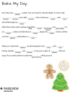 #MadLibs style fill-in-the-blank word games - via @ParkviewHealth