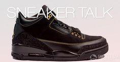 "Air Jordan 3 Retro ""Black History Month"""