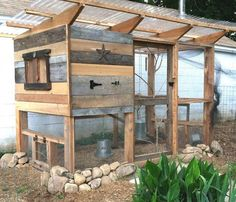Raising chickens has gained a lot of popularity over the past few years. If you take proper care of your chickens, you will have fresh eggs regularly. You need a chicken coop to raise chickens properly. Use these chicken coop essentials so that you can. Chicken Coop Designs, Easy Chicken Coop, Diy Chicken Coop Plans, Portable Chicken Coop, Chicken Coup, Backyard Chicken Coops, Building A Chicken Coop, Chicken Runs, Chickens Backyard