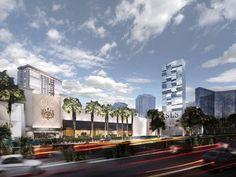 Luxurious SLS Las Vegas Resort Scheduled to Open Labor Day Weekend