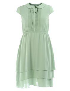 MANON BAPTISTE - 50s-style round-collar dress - navabi