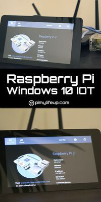 Windows 10 IoT is a fantastic package that you're able to install to the Pi. It's also a great way to learn how to program using C# whilst communicating with sensors and other devices.