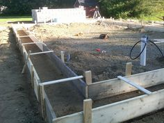 step by step on how to build a earth sheltered home