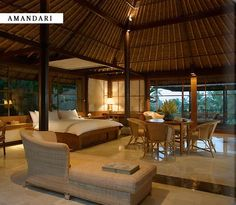 7 Luxury honeymoon destinations-  Amandari #Honeymoon #weddingdestination #wedding #destinationweddings