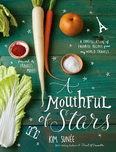 A MOUTHFUL OF STARS COOKBOOK GIVEAWAY