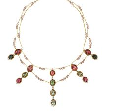 New Danhier Necklace Available at Houston Jewelry!