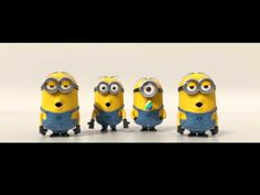YES ! Minions ! :-D
