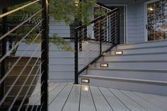 Modern Aluminum Deck Design and Build | General Contractors in ...