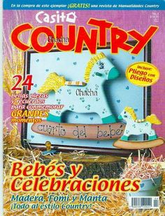 Revista country Celebraciones Bebé