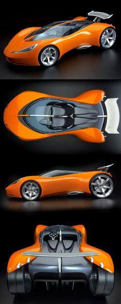 ♂ The Lotus Hot Wheels concept came about through a joint effort between the Lotus Group and Hot Wheels. A 1:5 scale model of the concept went on show at the 2007 SEMA Show in Las Vegas, and in 2008 the concept became a 1:64 model available in the Hot wheels range. original from http://www.diseno-art.com/encyclopedia/concept_cars/lotus_hot_wheels.html