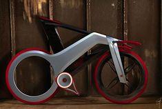 Le vélo futuriste Mooby par Madella Simon sur fixie-singlespeed.com