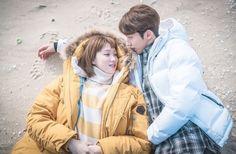 """Weightlifting Fairy Kim Bok Joo"" - Lee Sung Kyung as Kim Bok-joo and Nam Joo Hyuk as Jung Joon-hyung. Weightlifting Fairy Kim Bok Joo Stills, Weightlifting Fairy Kim Bok Joo Wallpapers, Weightlifting Kim Bok Joo, Nam Joo Hyuk Lee Sung Kyung, Jong Hyuk, Kim Bok Joo Fashion, Weighlifting Fairy Kim Bok Joo, My Shy Boss, Kdrama"