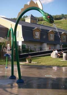 Pirate Water Park Tremblant