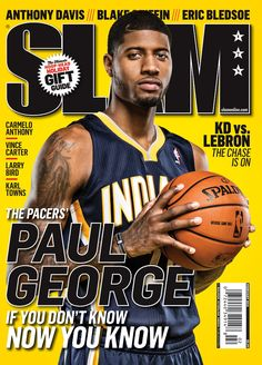Paul George - SLAM ONLINE | » SLAM 174 is On Sale Now with Paul George on the cover!