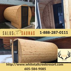 Sauna Kits, Barrel Sauna, Traditional Saunas, Hot Steam, Loom, Craftsman, Country, Nature, Diy
