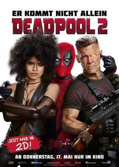 Deadpool unites with Bedlam, Shatterstar, Domino and other mutants to save youthful Russell. Watch full movie online Deadpool 2 on Sock Share in best quality with no sign up trouble or fake links.