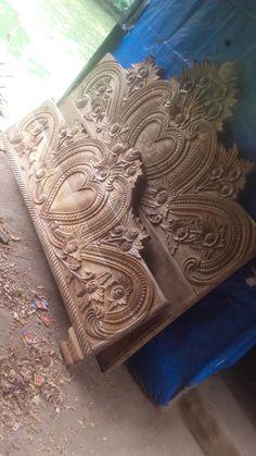 Steel Bed Design, Box Bed Design, Wood Design, Classic Bedroom Furniture, Bedroom Furniture For Sale, Door Design Images, Wooden Front Door Design, Beautiful Bedroom Designs, Wooden Sofa Set