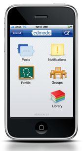 Using Edmodo for Mobile Learning
