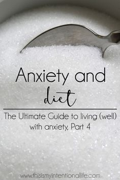 Are your eating habits contributing to your anxiety? Mine were! I experienced huge relief from panic attacks by changing my diet. #PanicAttackHelp