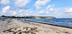 Südstrand von Göhren - Blick auf das Nordperd © Frank Koebsch Baltic Sea, Strand, Westerns, The Good Place, Beach, Places, Water, Outdoor, Rostock