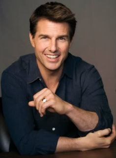 Tom Cruise. all the scientology stuff aside, he really is a brilliant actor.